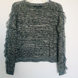 Guess Thick fringe sleeves Sweater